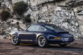 porsche singer 911 this restomod porsche 911 is so pretty it hurts airows