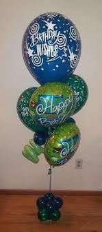 birthday balloon bouquet delivery birthday starburst bouquet birthdays large balloons and birthday