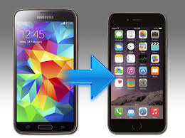 from android how to transfer data from android to new iphone 6s 6s plus