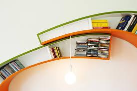 amazing cool bookworm bookshelf design pictures u2013 fubiz media