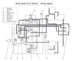 beautiful club car golf cart battery wiring diagram gallery fancy