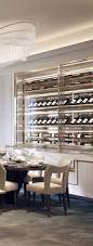 best 25 wine rooms ideas on pinterest wine cellars wine cellar amazing wine cabinet lined in brass gold in the dining room