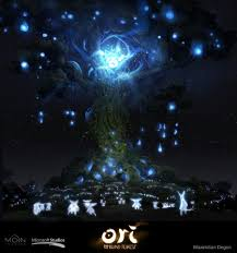 Ori And The Blind Forest Artstation Ori And The Blind Forest Maximilian Degen