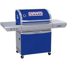 team grill new york giants mvp propane gas grill shopperschoice com