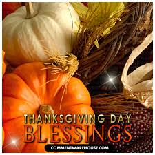 holidays thanksgiving day blessings commentwarehouse