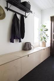 home entrance ideas mudroom house entrance decor small entryway seat ikea hallway