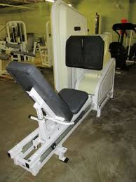 Nautilus Bench Press Used Nautilus 2st Leg Press Recreational And Fitness Equipment For
