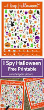 happy halloween banner free printable free i spy halloween game halloween printable perfect game and