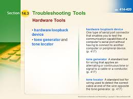 section 14 1 section 14 2 identify troubleshooting steps ppt