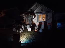 outrageous halloween decorations your halloween decorations the morning call