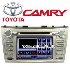 gps toyota camry 2din car dvd player built gps toyota camry page 1 products