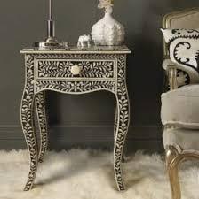 Bone Inlay Chair Bone Inlay Furniture