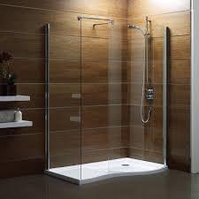 Best Cleaner For Shower Glass Doors by Shower Stunning Glass Shower Panels Ocean Reeds Textured Glass