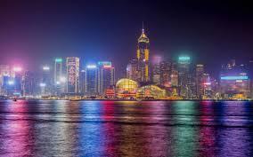 hong kong city nights hd wallpapers hong kong nighscape 4k wallpapers hd wallpapers