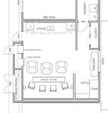 Small Home Theater THEATER FLOOR PLANS Over  House Plans - Home theater stage design