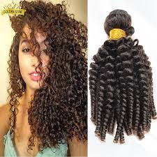 Natural Virgin Hair Extensions by Bohemian Afro Curly King Hair Products Remy Human Hair