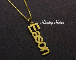 name necklaces cheap cheap name necklace etsy