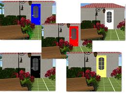 how to choose the color of front door per feng shui rules u2013 feng