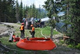 Bc Wildfire Prevention by Agencies Teaming Up For Wildfire Training Exercise Whistler