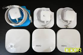 Home Wifi System by Eero Home Wifi System Review Mesh Wifi Router System Custom Pc