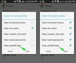 android how to clear cache how to clear android cache ubergizmo