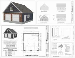 2 story garage plans 20 30 2 story house plans elegant garage 32 32 garage plans garage
