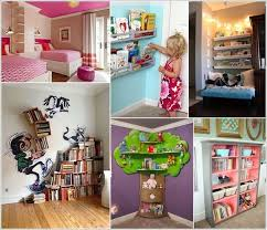 Bookcases Ideas Creative Bookcase Ideas For Your Little Readers