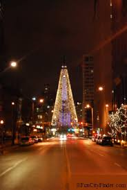circle of lights downtown illuminate your funcityfinder