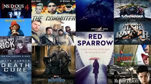 list of hollywood upcoming movies 2018 gyancho baba