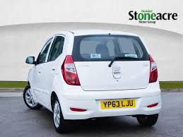 used 2013 hyundai i10 5dr hat 1 2 active for sale in derbyshire
