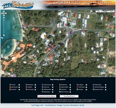 best aerial maps tobago maps interactive satellite and aerial maps of tobago