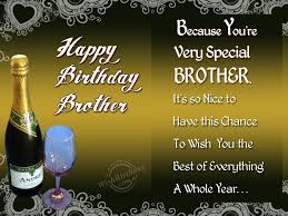 happy birthday quotes for little brother jerzy decoration