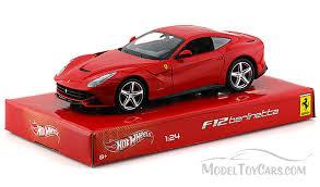 f12 model f12 berlinetta mattel wheels bck02 1 24 scale