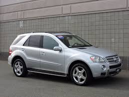 mercedes benz jeep used 2007 mercedes benz ml350 3 5l at saugus auto mall