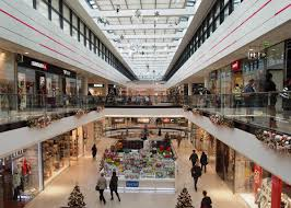 shopping mall free image shopping mall interior libreshot free photos
