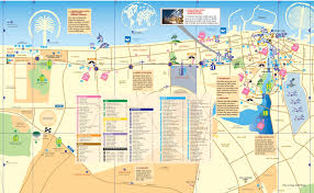 Las Vegas Map Hotels by Dubai Hotel Map