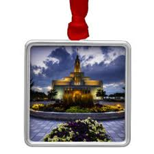 mormon ornaments u0026 keepsake ornaments zazzle