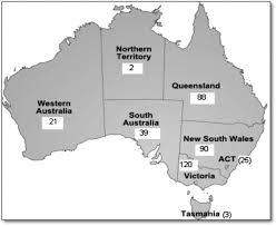 green star points obtained by australian building projects