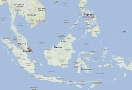 batam map