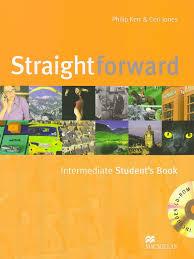 straight forward intermediate student u0027s book