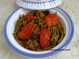 comment cuisiner les haricots verts tajine de haricots verts le sésame des saveurs