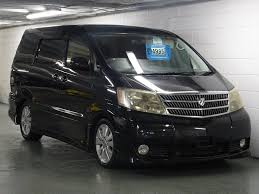 mpv toyota used toyota alphard 3 0 vvti g 7 seats luxury mpv auto for sale in