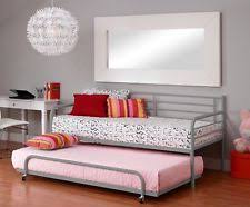 silver beds and bed frames ebay
