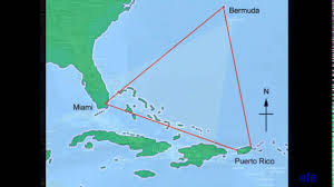 Bermuda Triangle Map The Bermuda Triangle Mystery Revealed Miami Florida Youtube
