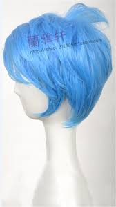 free shipping 2015 new movie film inside out joy short blue
