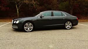 bentley flying spur custom bentley flying spur 200 mph luxury video personal finance