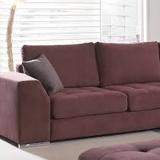 canapé d angle prune canapé angle prune en tissu sofamobili