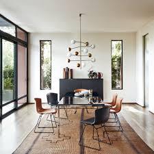 Cowhide Dining Room Chairs by Bertoia Plastic Side Chair In Cowhide Knoll