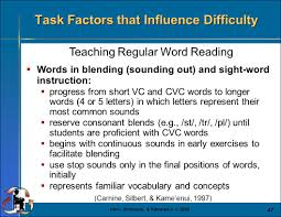 Sustained Silent Reading Worksheet Institute On Beginning Reading Ii Ppt Download