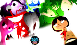 foster s home for imaginary friends foster u0027s home for imaginary friends wallpaper 2012 by solo w on